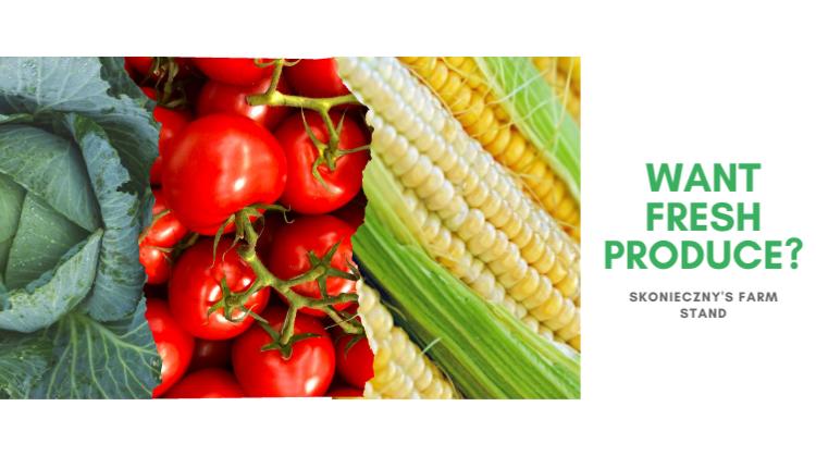 Skonieczny's Farm Fresh Vegetables