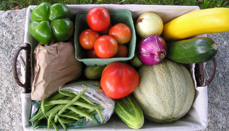 Valley Garden Produce