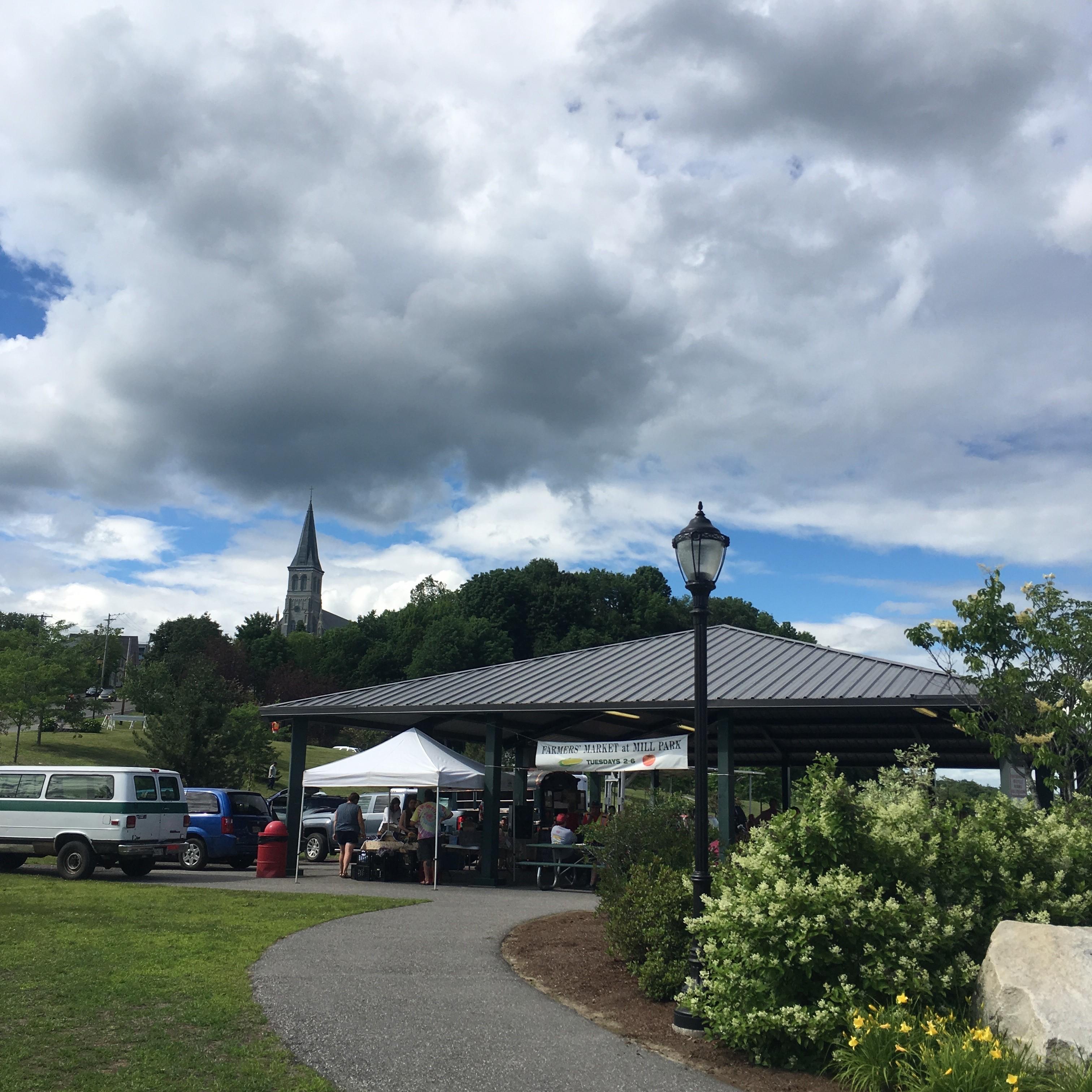 Augusta Farmers' Market at Mill Park